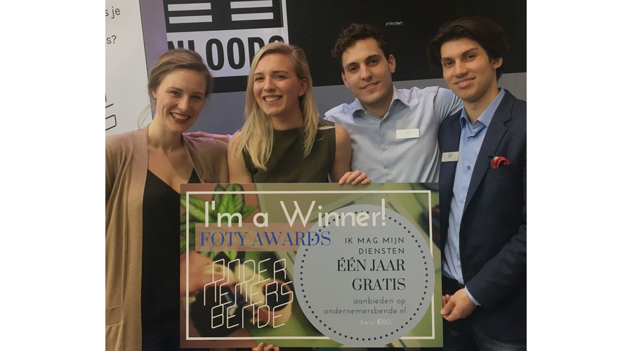 Winnaars Freelancer Of The Year Awards